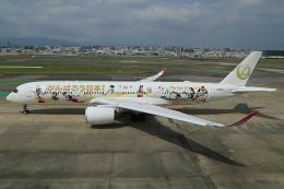 板付蒲鉾さんが、福岡空港で撮影した日本航空 A350-941の航空フォト(飛行機 写真・画像)
