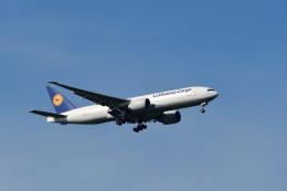 rangeroverさんが、成田国際空港で撮影したルフトハンザ・カーゴ 777-FBTの航空フォト(飛行機 写真・画像)