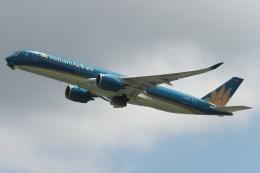 木人さんが、成田国際空港で撮影したベトナム航空 A350-941の航空フォト(飛行機 写真・画像)