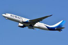 サンドバンクさんが、成田国際空港で撮影したクウェート航空 A330-841の航空フォト(飛行機 写真・画像)
