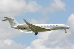 banshee02さんが、成田国際空港で撮影したTVPX AIRCRAFT  G650ER (G-VI)の航空フォト(飛行機 写真・画像)