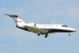banshee02さんが、成田国際空港で撮影したアメリカ個人所有 525C Citation CJ4の航空フォト(飛行機 写真・画像)