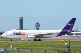 banshee02さんが、成田国際空港で撮影したフェデックス・エクスプレス A300F4-605Rの航空フォト(飛行機 写真・画像)