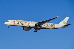 Frankspotterさんが、羽田空港で撮影した日本航空 A350-941の航空フォト(飛行機 写真・画像)