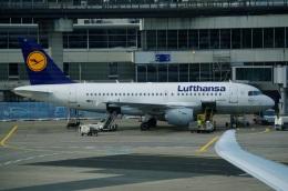 tasho0525さんが、フランクフルト国際空港で撮影したルフトハンザドイツ航空 A319-114の航空フォト(飛行機 写真・画像)