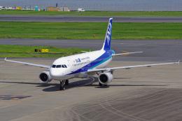 Tatsuya.Kさんが、羽田空港で撮影した全日空 A320-211の航空フォト(飛行機 写真・画像)
