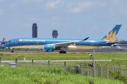 Timothyさんが、成田国際空港で撮影したベトナム航空 A350-941の航空フォト(飛行機 写真・画像)