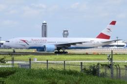 Timothyさんが、成田国際空港で撮影したオーストリア航空 777-2Z9/ERの航空フォト(飛行機 写真・画像)