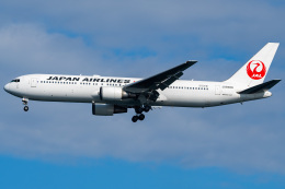 Tatsuya.Kさんが、羽田空港で撮影した日本航空 767-346の航空フォト(飛行機 写真・画像)