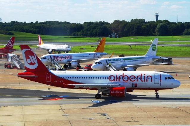 ハンブルク空港 - Hamburg Airport [HAM/EDDH]で撮影されたハンブルク空港 - Hamburg Airport [HAM/EDDH]の航空機写真(フォト・画像)