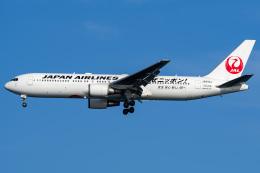 Tatsuya.Kさんが、羽田空港で撮影した日本航空 767-346/ERの航空フォト(飛行機 写真・画像)