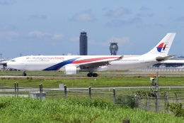 Timothyさんが、成田国際空港で撮影したマレーシア航空 A330-323Xの航空フォト(飛行機 写真・画像)
