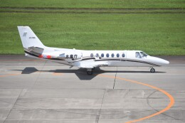 kumagorouさんが、仙台空港で撮影した中日本航空 560 Citation Vの航空フォト(飛行機 写真・画像)