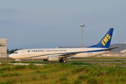 天心さんが、関西国際空港で撮影した中国郵政航空 737-8Q8(BCF)の航空フォト(飛行機 写真・画像)
