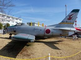 rokko2000さんが、名古屋飛行場で撮影した航空自衛隊 F-86D-31の航空フォト(飛行機 写真・画像)
