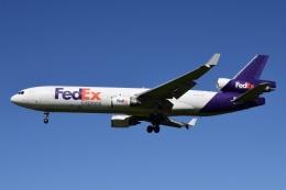 Timothyさんが、成田国際空港で撮影したフェデックス・エクスプレス MD-11Fの航空フォト(飛行機 写真・画像)