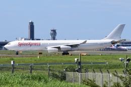 Timothyさんが、成田国際空港で撮影したハイ・フライ・マルタ A340-313Xの航空フォト(飛行機 写真・画像)