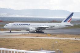 磐城さんが、関西国際空港で撮影したエールフランス航空 777-228/ERの航空フォト(飛行機 写真・画像)