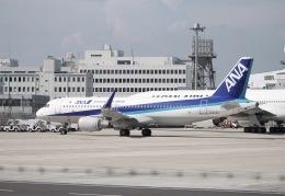 ✈️Icchiさんが、羽田空港で撮影した全日空 A320-214の航空フォト(飛行機 写真・画像)