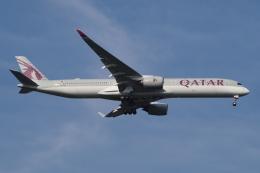 Deepさんが、成田国際空港で撮影したカタール航空 A350-1041の航空フォト(飛行機 写真・画像)