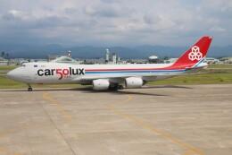 青春の1ページさんが、小松空港で撮影したカーゴルクス 747-8R7F/SCDの航空フォト(飛行機 写真・画像)