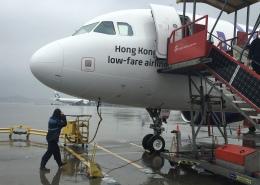 A.MORITAさんが、香港国際空港で撮影した香港エクスプレス A320-232の航空フォト(飛行機 写真・画像)
