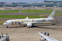やまモンさんが、羽田空港で撮影した日本航空 A350-941の航空フォト(飛行機 写真・画像)