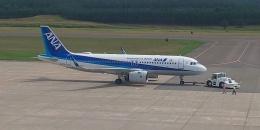 JF7VVLさんが、庄内空港で撮影した全日空 A320-271Nの航空フォト(飛行機 写真・画像)