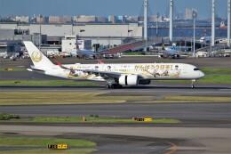 OMAさんが、羽田空港で撮影した日本航空 A350-941の航空フォト(飛行機 写真・画像)
