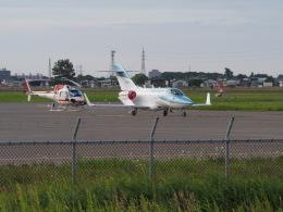 熱血男子さんが、札幌飛行場で撮影した日本法人所有 HA-420の航空フォト(飛行機 写真・画像)