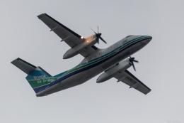 Y-Kenzoさんが、福岡空港で撮影したオリエンタルエアブリッジ DHC-8-201Q Dash 8の航空フォト(飛行機 写真・画像)
