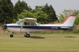 MOR1(新アカウント)さんが、阿蘇観光牧場飛行場で撮影した日本法人所有 172Lの航空フォト(飛行機 写真・画像)