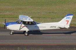 MOR1(新アカウント)さんが、大分空港で撮影した本田航空 172S Skyhawk SPの航空フォト(飛行機 写真・画像)