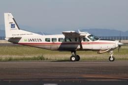 MOR1(新アカウント)さんが、大分空港で撮影したアジア航測 208 Caravan Iの航空フォト(飛行機 写真・画像)