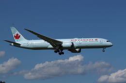 フレッシュマリオさんが、成田国際空港で撮影したエア・カナダ 787-9の航空フォト(飛行機 写真・画像)