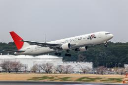 Y-Kenzoさんが、成田国際空港で撮影した日本航空 767-346の航空フォト(飛行機 写真・画像)