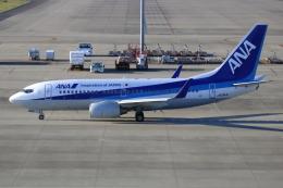 ▲®さんが、中部国際空港で撮影した全日空 737-781の航空フォト(飛行機 写真・画像)