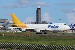 フレッシュマリオさんが、成田国際空港で撮影したポーラーエアカーゴ 747-46NF/SCDの航空フォト(飛行機 写真・画像)