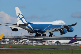 フレッシュマリオさんが、成田国際空港で撮影したエアブリッジ・カーゴ・エアラインズ 747-8HVFの航空フォト(飛行機 写真・画像)