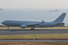 ズイ₍₍ง˘ω˘ว⁾⁾ズイさんが、羽田空港で撮影したオーストラリア空軍 KC-30A(A330-203MRTT)の航空フォト(飛行機 写真・画像)