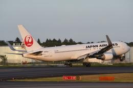 木人さんが、成田国際空港で撮影した日本航空 767-346/ERの航空フォト(飛行機 写真・画像)