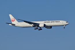 Frankspotterさんが、羽田空港で撮影した日本航空 777-346/ERの航空フォト(飛行機 写真・画像)