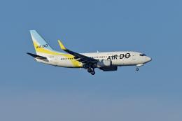 Frankspotterさんが、羽田空港で撮影したAIR DO 737-781の航空フォト(飛行機 写真・画像)