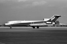 ハミングバードさんが、名古屋飛行場で撮影した全日空 727-281/Advの航空フォト(飛行機 写真・画像)
