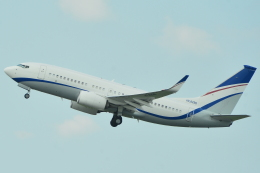 micelさんが、成田国際空港で撮影した現代自動車 737-7GE(BBJ)の航空フォト(飛行機 写真・画像)