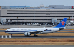 チャーリーマイクさんが、羽田空港で撮影した中国南方航空 A330-223の航空フォト(飛行機 写真・画像)