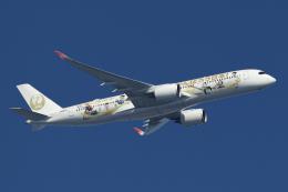 shootingstarさんが、羽田空港で撮影した日本航空 A350-941の航空フォト(飛行機 写真・画像)