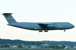 N.tomoさんが、横田基地で撮影したアメリカ空軍 C-5M Super Galaxyの航空フォト(飛行機 写真・画像)