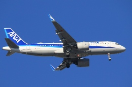 Hiro-hiroさんが、羽田空港で撮影した全日空 A320-271Nの航空フォト(飛行機 写真・画像)