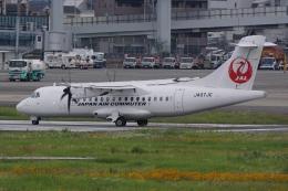 HEATHROWさんが、伊丹空港で撮影した日本エアコミューター ATR 42-600の航空フォト(飛行機 写真・画像)